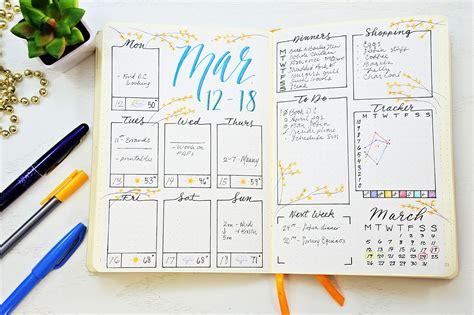 smart bullet journal ideas    jessica paster