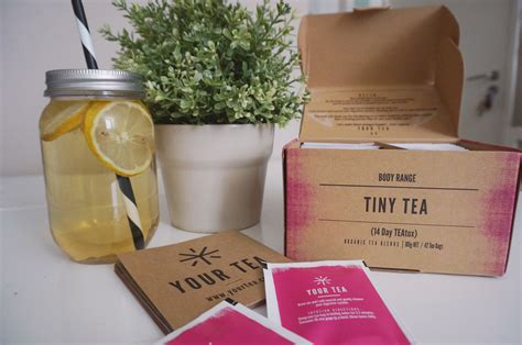 What Is In Tiny Tea Detox by Tiny Tea Le Th 233 D 233 Tox De Your Tea Le So Girly