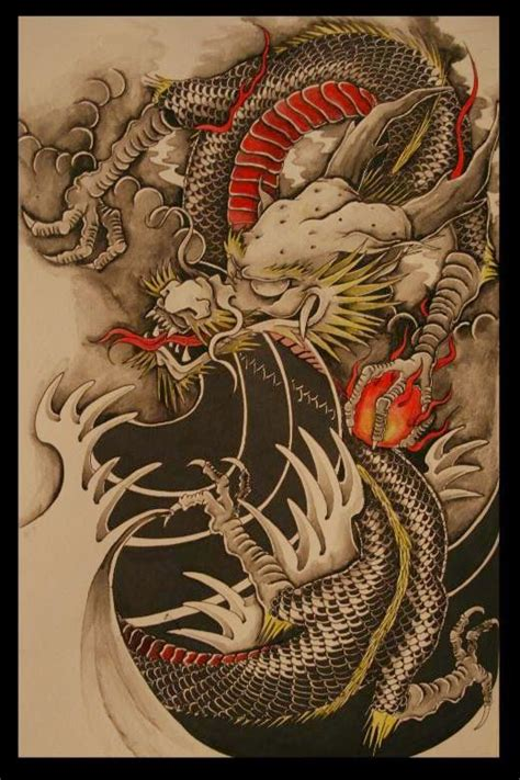 dragon tattoos for men meaning and symbols best 25 tattoos ideas on