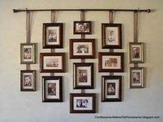 hanging pictures on walls without nails 1000 ideas about hanging picture frames on pinterest