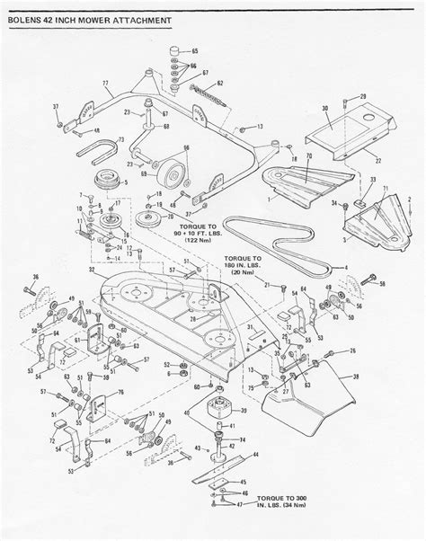 Bolens Repair Manual