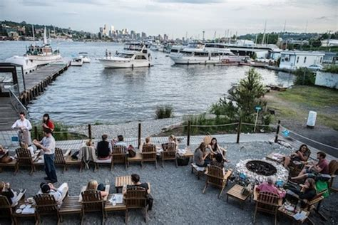 edgewater boats seattle 8 seattle restaurants you can dock your boat at seattle