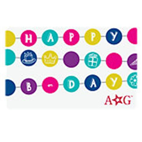 American Girl Gift Cards In Stores - american girl gift cards american girl 174