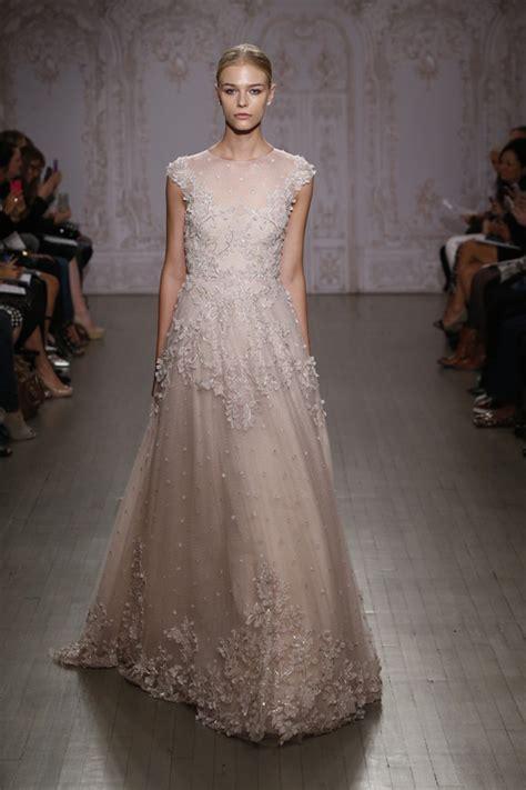 the biggest wedding trends for 2015 bridalguide sbb wedding dress trends 2015 pastel 01 southbound bride