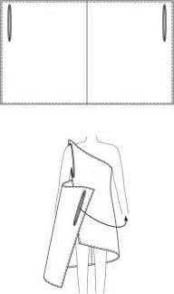draped dress pattern draped dress 07 2013 126 sewing patterns burdastyle