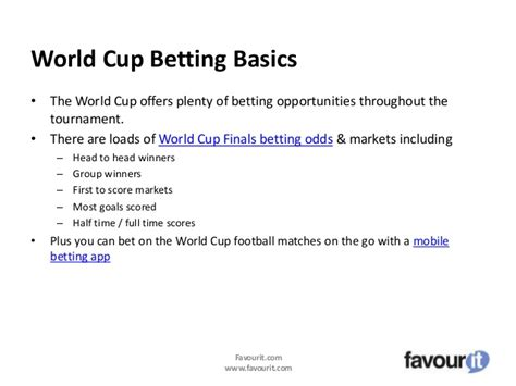 bet the 2014 world cup online betting odds prop bets fifa world cup football finals 2014 online betting tips