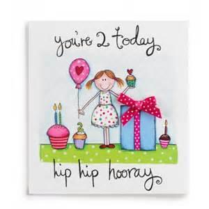 2 hip hip hooray handmade 2nd birthday card 163 2 60 a great range of 2 hip hip hooray