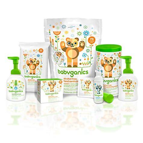 Baby Ganics Foaming Sanitizer Fragrance Free 250ml babyganics free foaming sanitizer fragrance free on the go 50 ml 1 69 ounce