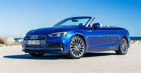 audi   cabriolet review caradvice