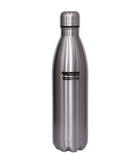 Dubblin Kango 500ml Hitam dubblin kango silver duro stainless steel and cold vacuum insulated water bottle 500 ml