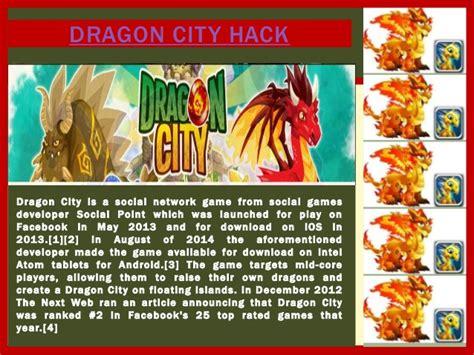 dragon city mod wendgame dragon city hack tool