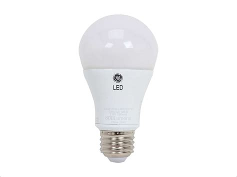 Ge Lighting A19 Led Light Bulb E26 Base 11w 60w Ge Light