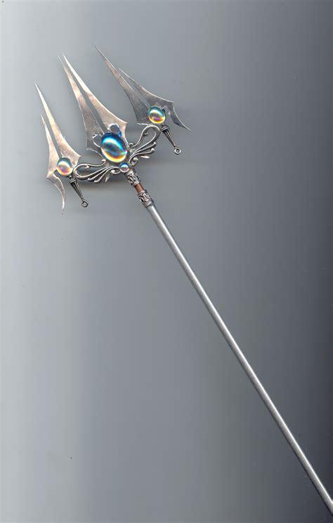 tri dent opal trident for kitt by oasis on deviantart