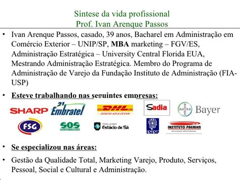 Mba Marketing Programs In Florida by Adm Merc E Pesquisa De Mkt Matriz