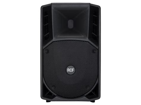Speaker Rcf 12 Inch rcf 722a mk2 12 inch two way 1500w peak active speaker with 130 db max spl rcf13 722a mk2