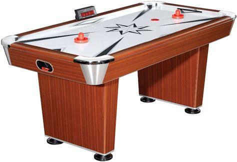 6 air hockey table carmelli midtown 6 air hockey table