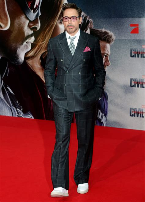 Robert Downey Jr Wardrobe by Robert Downey Jr Suit Www Pixshark Images