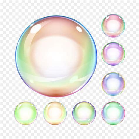 colored bubbles soap color colored bubbles png 1400