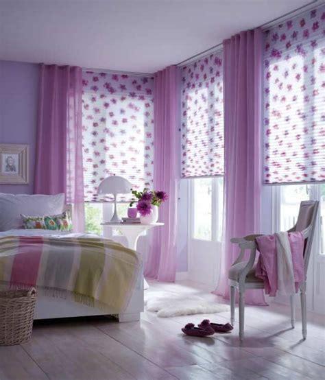 sonnenschutz schlafzimmer plissee quot faltstore quot sonnenschutz mit buntem muster