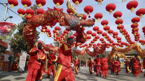 new year 2018 china highlights when is new year 2018 what animal year is 2018