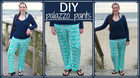 sewing pattern for palazzo pants how to sew palazzo pants yoga style waist stretch