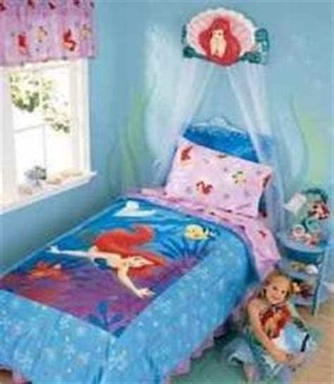 mermaid bedrooms the home touches 1000 images about little mermaid toddler bedding on