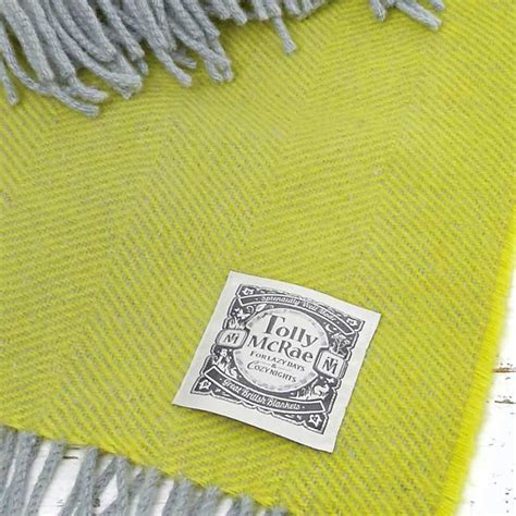 Luxury Picnic Rug by Lemon And Lime Luxury Picnic Rug Throw By Tolly Mcrae