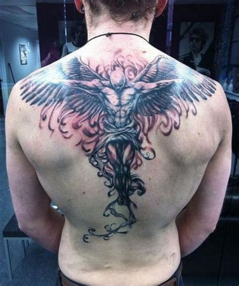 angel of death tattoo of http 99tattooideas