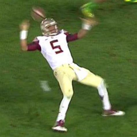 Jameis Winston Memes - jameis winston memes florida state qb fumbles against oregon in college football playoff si com