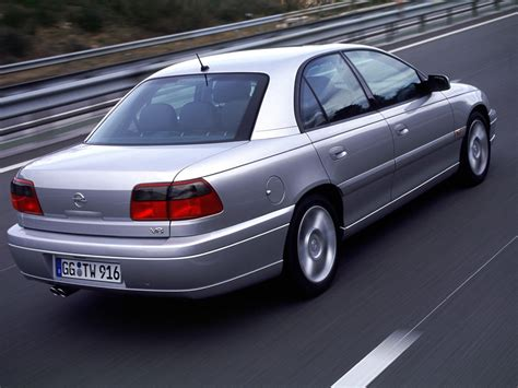 2000 Opel Omega V8 Related Infomation Specifications