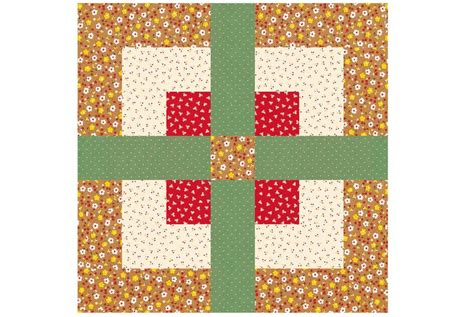 Square Patchwork Patterns - design a quilt with these free quilt block patterns