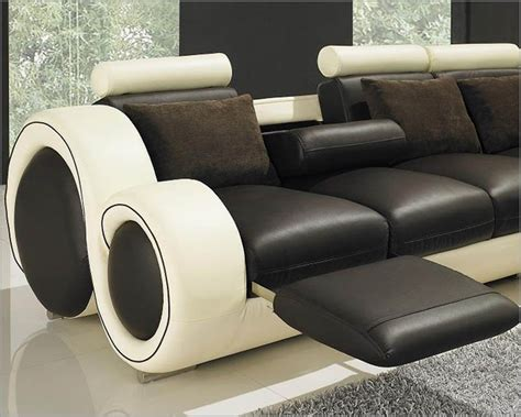 two tone leather sectional sofa unique leather sofa sets unique black leather sofa set