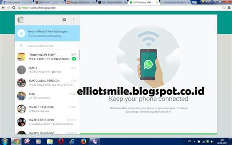 tutorial whatsapp gb tutorial ber whatsapp di komputer a k a whatsapp on