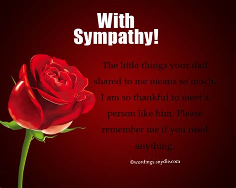 sympathy quotes for loss of sympathy messages for loss of wordings and messages