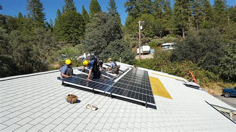 California Grange by Golden Empire Grange Gets Energy Upgrade For A Sustainable