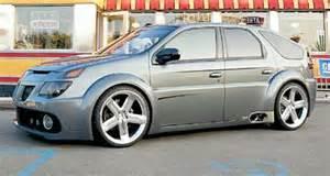 Pontiac Aztek Custom Curbside Classic 2001 Pontiac Aztek A Only A
