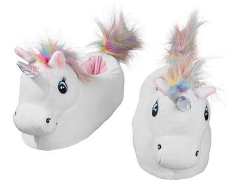 unicorn luchtbed lidl lidl is selling unicorn slippers and they are so cute