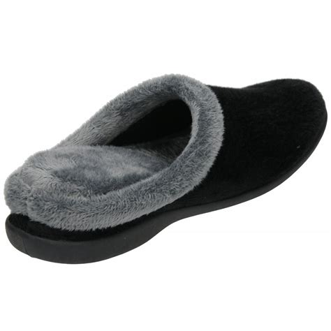 mules slippers sleephhh slipper mules clogs wedge heel memory foam