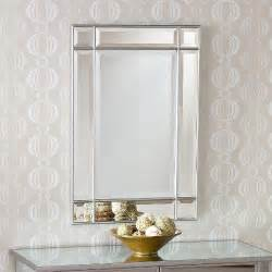 Frameless Bathroom Mirror by Frameless Beveled Bathroom Mirror Decor Ideasdecor Ideas