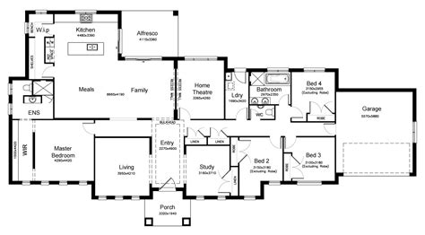 House Designs And Floor Plans Nsw new home builders fairmont 32 8 acreage storey home