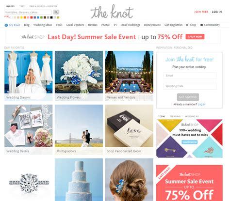 Wedding Website Exles by The Knot My Wedding Website Wedding Ideas 2018