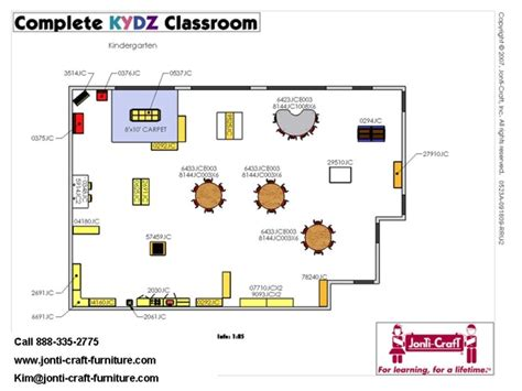 Free Design Classroom Layout | kindergarten classroom design