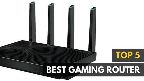 Router Gaming Best Router For Gaming 2017