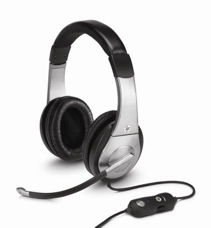 Hp H120 Headset Gaming Limited hp premium digital headset datasheet hp 174 customer support