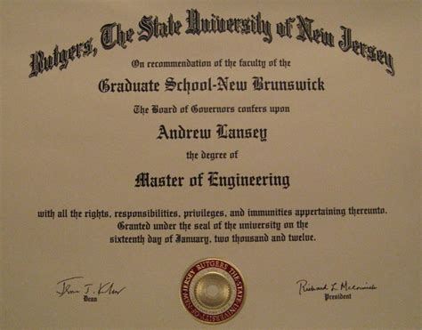 masters degree in engineering master of engineering