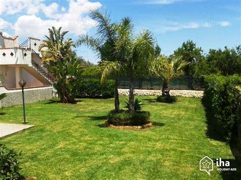 giardino ville villa in affitto a floridia iha 61441