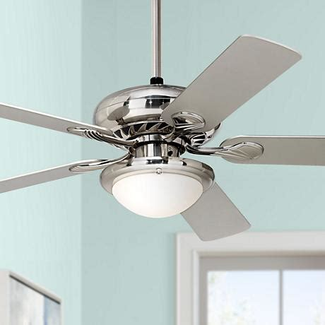 casa vieja ceiling fans 52 quot casa vieja tempra brushed nickel ceiling fan p9480