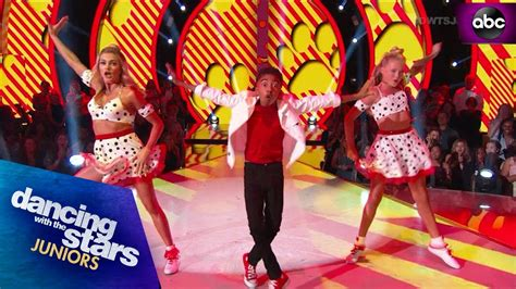 miles brown who let the dogs out watch miles rylee s salsa dwts juniors trending
