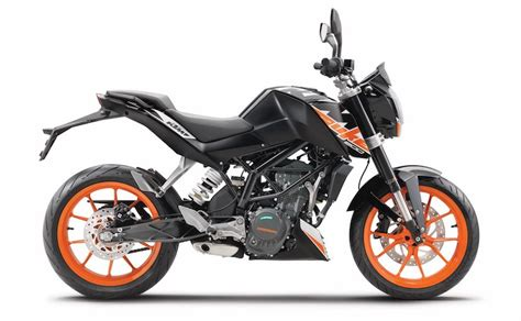 New Duke Ktm 2017 Ktm 200 Duke Vs New Ndtv Carandbike