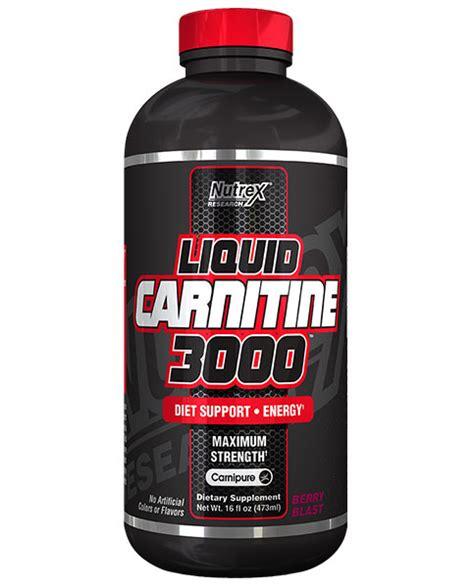 Nutrex L Carnitine nutrex research liquid carnitine 3000